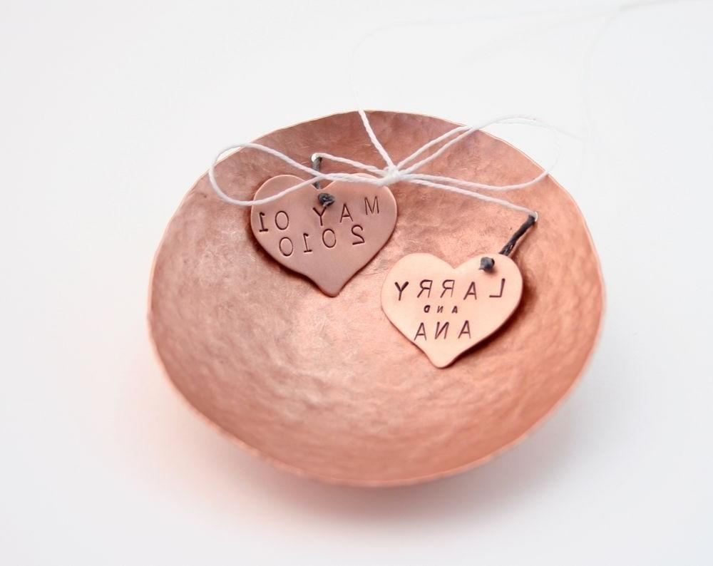 Ring Bowls To Love : wedding