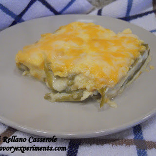 Chile Relleno Breakfast Casserole Recipes