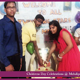 Children's day celebrations in Mehdipatnam branch