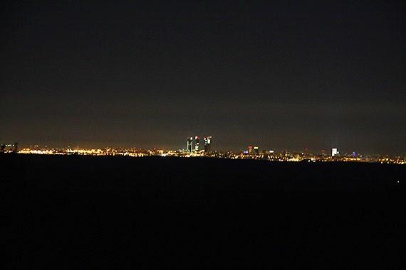 Ruta nocturna por los senderos del Pardo