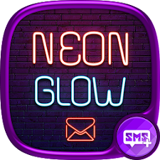 Neon Glow SMS