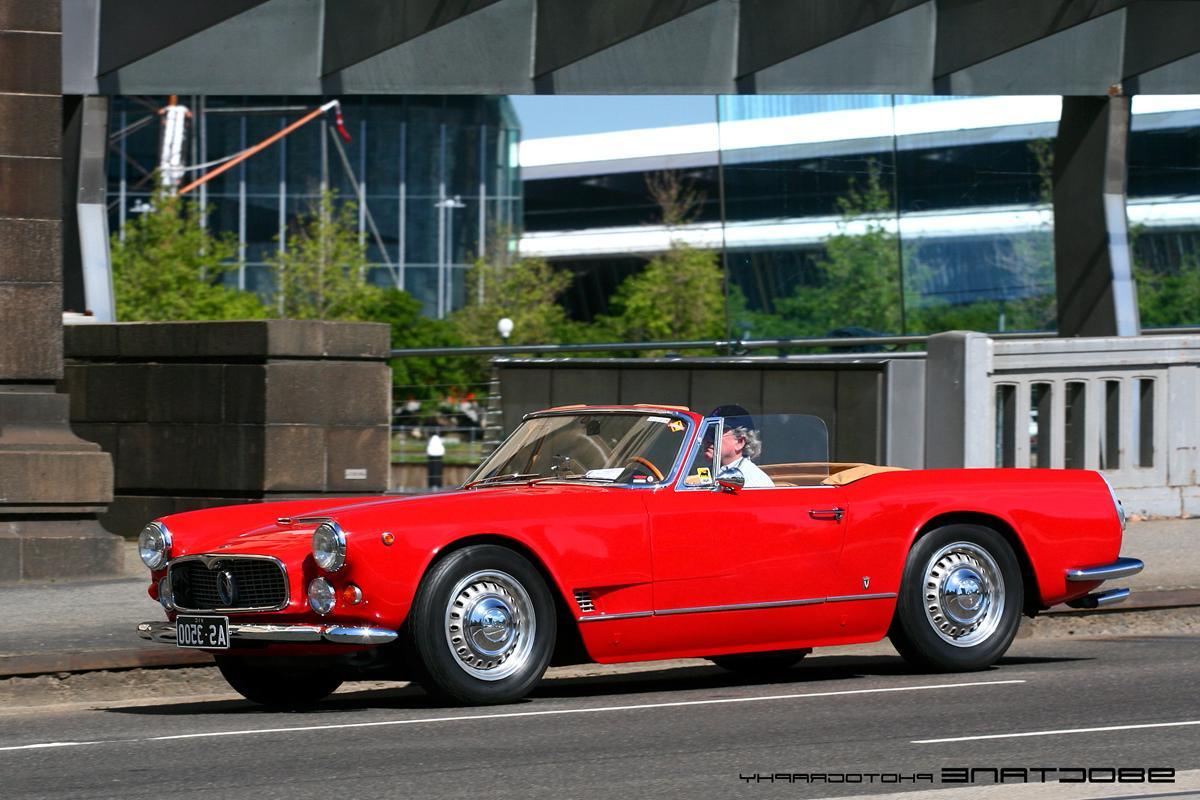 1961 Maserati 3500 GT Vignale