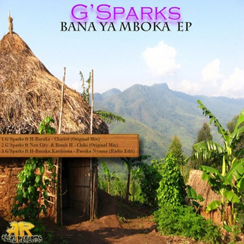 G'sparks-Pasuka Nyama (Original Mix) [Download]