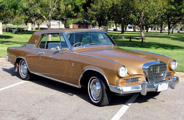 1963 Studebaker Gran