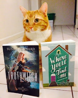 Ripple with Truthwitch and Where You'll Find Me