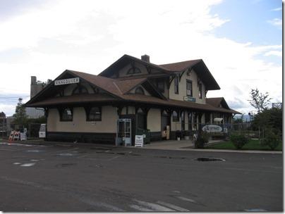 IMG_3891 Amtrak Depot in Vancouver, Washington on October 4, 2008