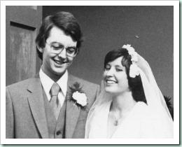 wedding 1979