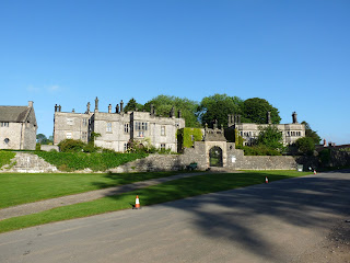 Tissington Hall.