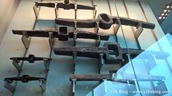 Antiche ancore fenicie Museo Archeologia Marittima - Cartagena