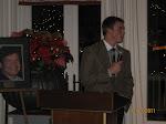 Ryan giving his speech