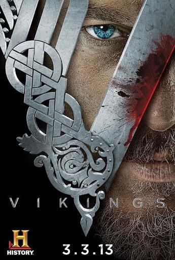 Vikings - 1ª Temporada Completa - HDTV Dublado