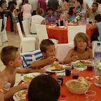 almoço final época 2009-2010