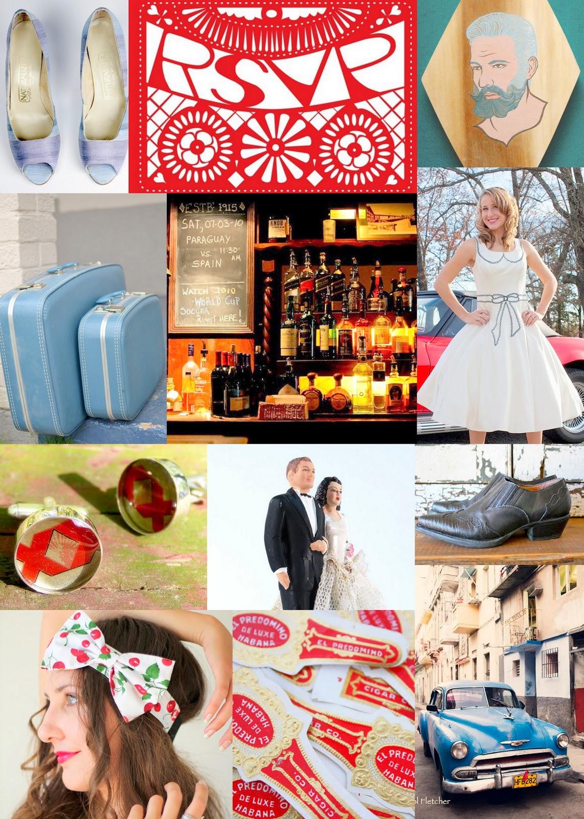 Amberlys Blog Retro Wedding Dresses 2011 Has