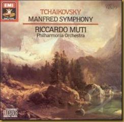 Tchaikovsky Manfredo Muti