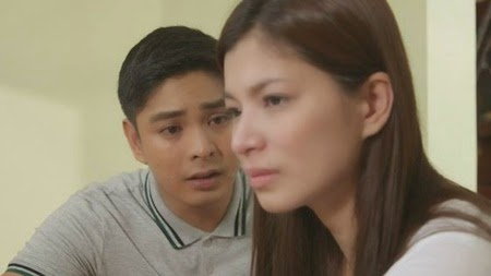 Coco Martin and Angel Locsin - MMK