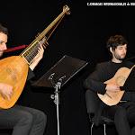 13: Concierto del Dúo Zapico en Auditori Joaquín Rodrigo de Sagunto. Guitarra barroca y tiorba. 27 octubre 2012