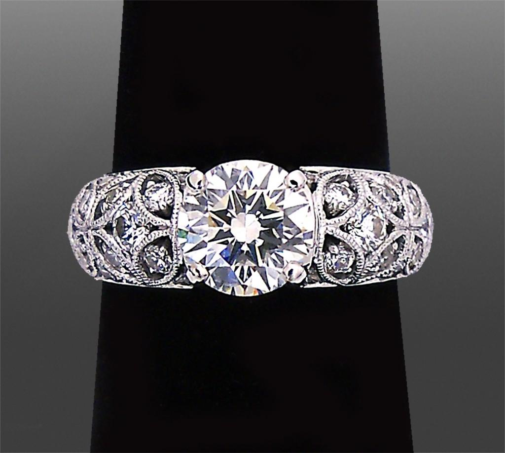 Diamonds for Engagement Rings