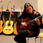 Laura Raussel. Tribuna Rosa Gil del Bosque de Jóvenes guitarristas
