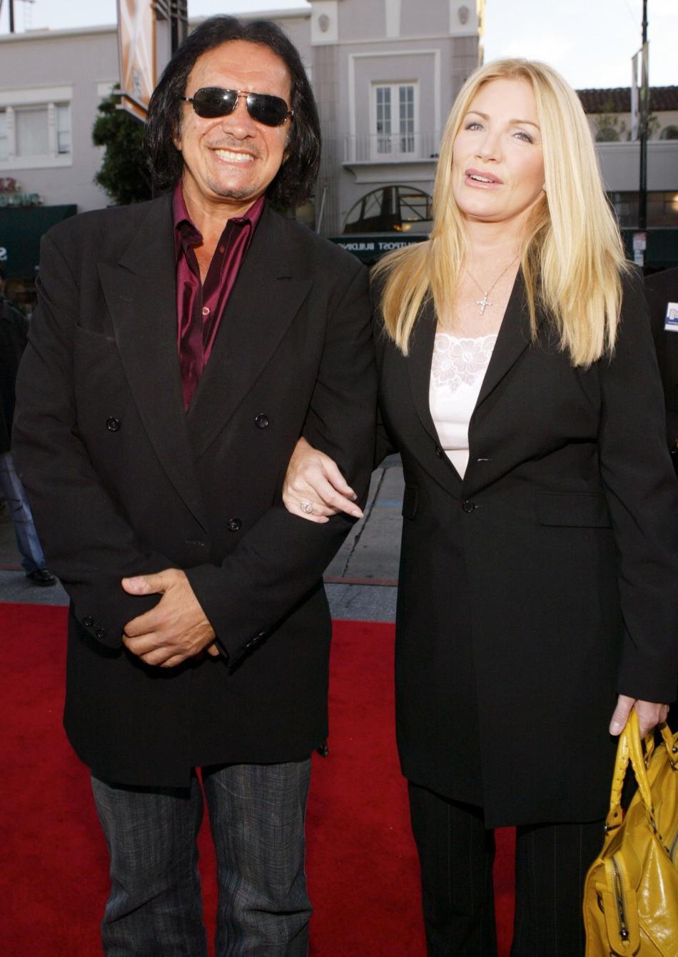 Gene Simmons, Shannon Tweed