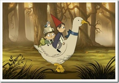 Over the garden wall1