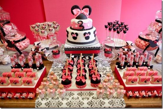 fiesta cumpleaños minnie decoracion (14)