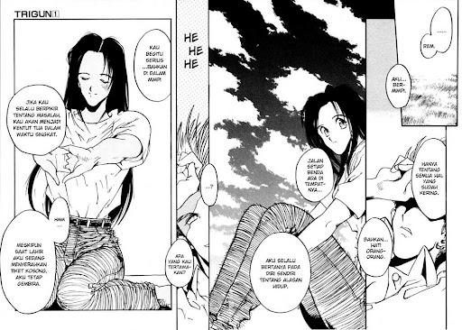 Trigun Manga Online Baca Manga 05 page 21
