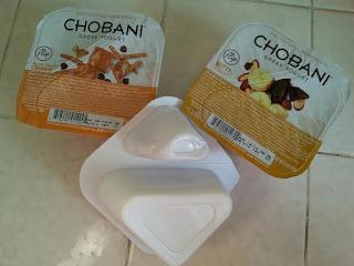 Chobani Flip #makeabreak