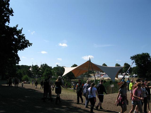 latitude festival camping