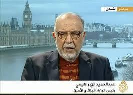 L'ancien premier ministre sous Chadli, Abdelhamid Brahimi rentre d'exil