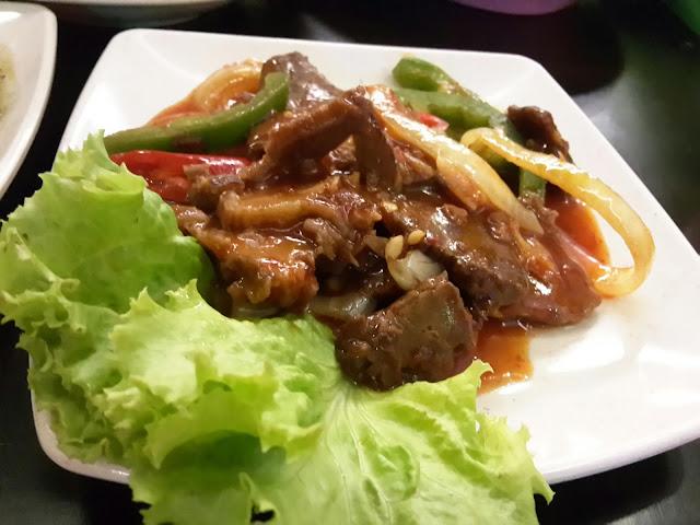 Menang Giveaway Restoran Nuur Tomyam Puncak Jalil, dagimg masak merah