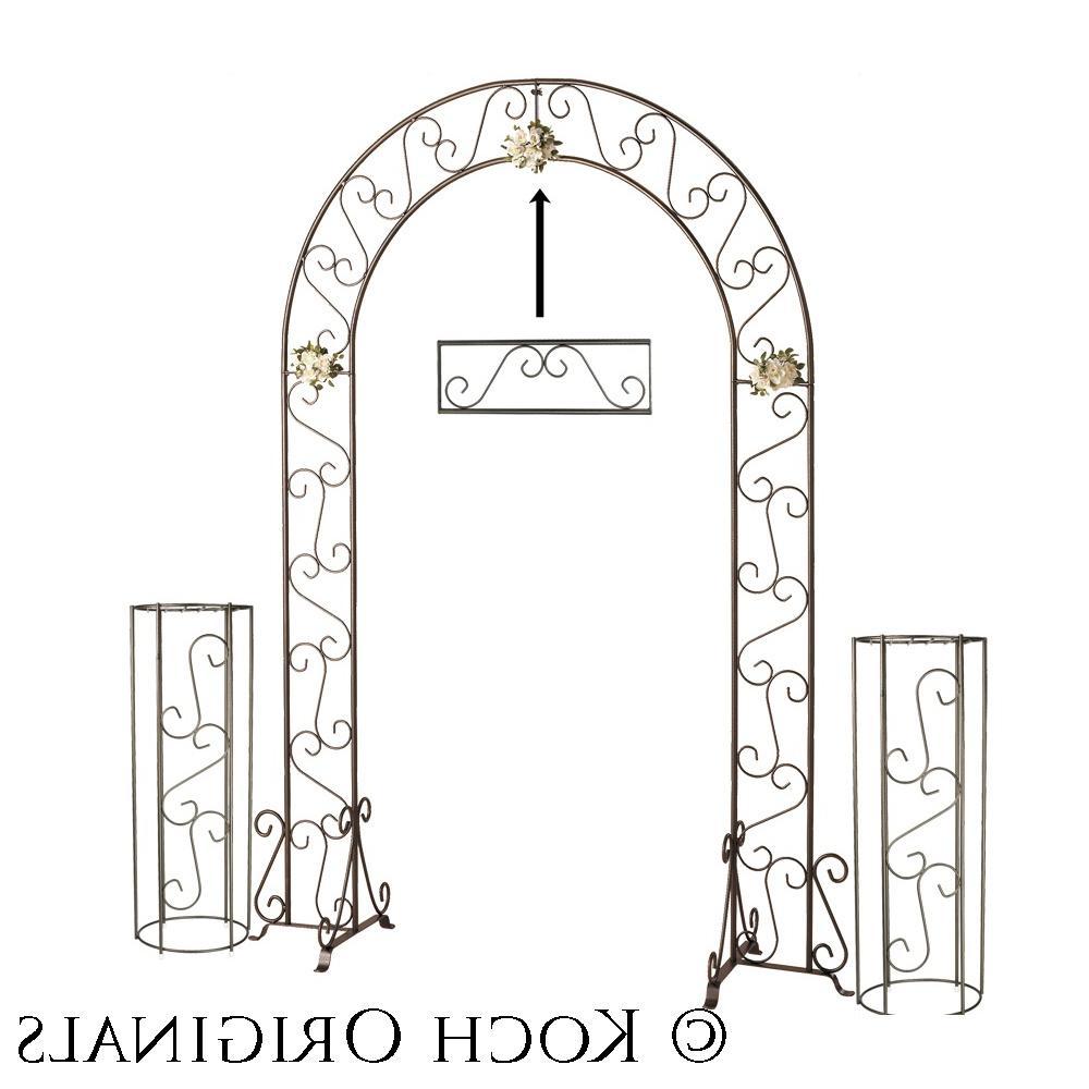 Wedding Arch w  Two Columns