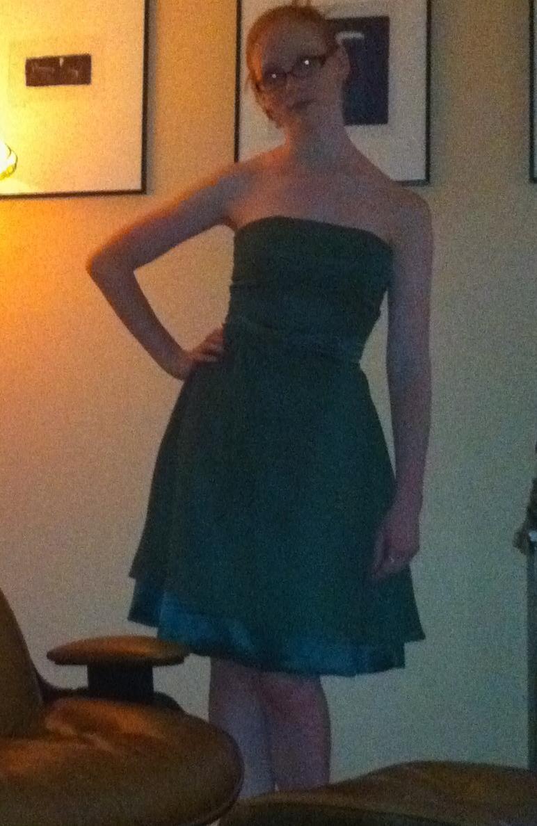 2011-10-24 18:40:11. The dress