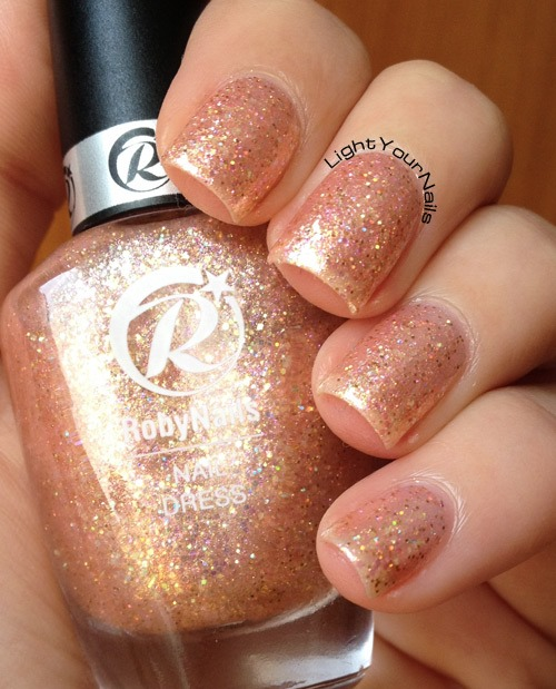RobyNails Magic Coral