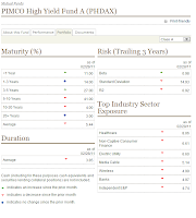 PIMCO High Yield A