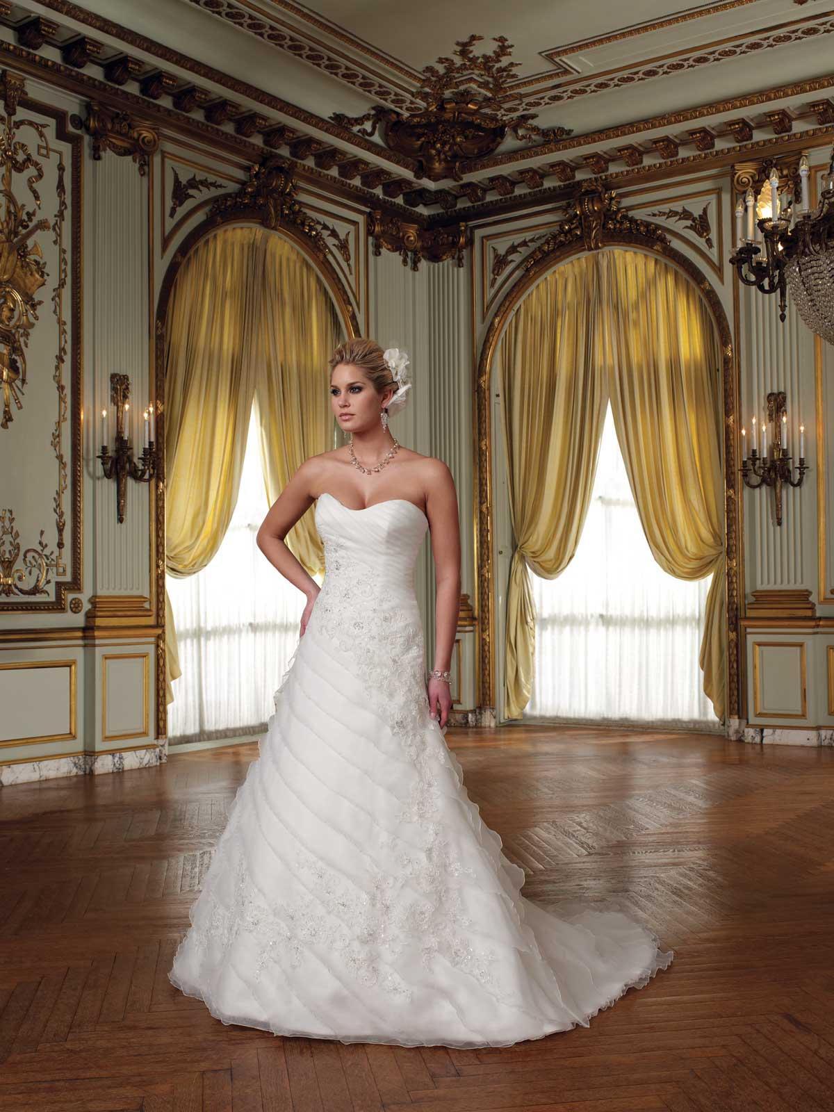 Home Wedding Dresses A-line
