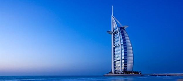 Famous hotels of Dubai
