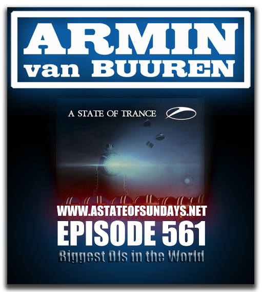 A State Of Trance 550 - Mixed by Armin van Buuren from ...