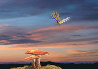 """The """"Evening Flight"""" piece from the """"2003"""" collection"""