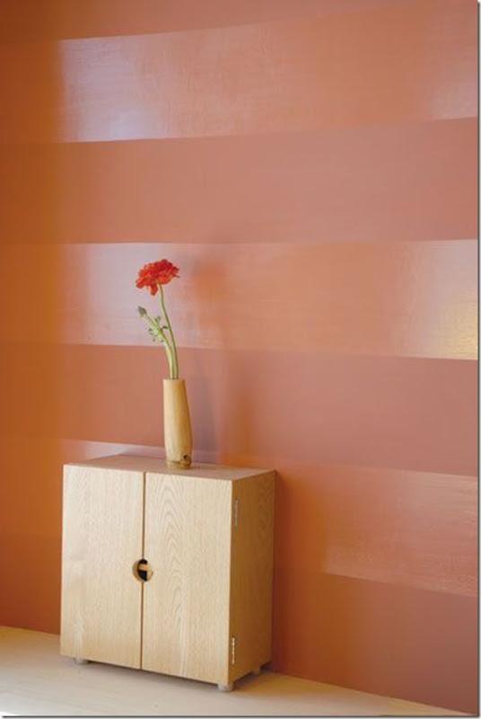 Pareti Dipinte A Righe Orizzontali: Galleria di immagini e foto pareti ...