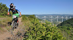 Millau, nouvelle destination en Enduro Series. Une réussite mais quel we caniculaire !