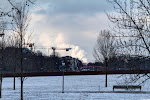Winter im Regierungsviertel