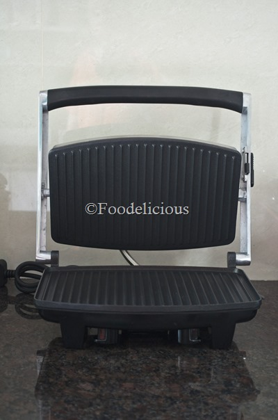 Foodelicious- Borosil Jumbo Grill Product Review