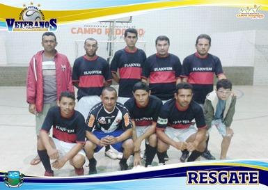 III COPA DE PELADEIROS  - RESGATE