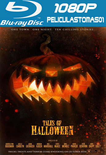 Cuentos de Halloween (2015) [BDRip m1080p/Castellano-ingles]