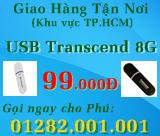 USB transcend giá siêu rẻ