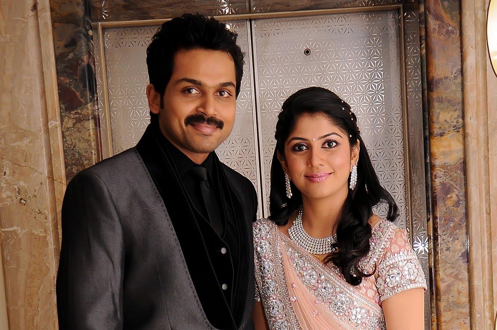 Tamil Actor Karthi wedding