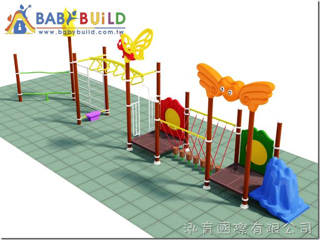 BabyBuild 體適能兒童遊具