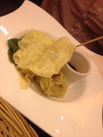 Chaophraya restaurant review, Birmingham