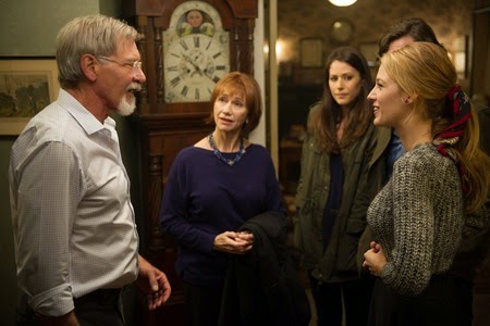 Harrison Ford, Kathy Baker, Amanda Crew, Blake Lively - THE AGE OF ADALINE