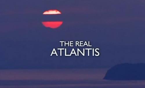 Ca³a prawda o Atlantydzie / The Real Atlantis (2009) PL.TVRip.XviD / Lektor PL